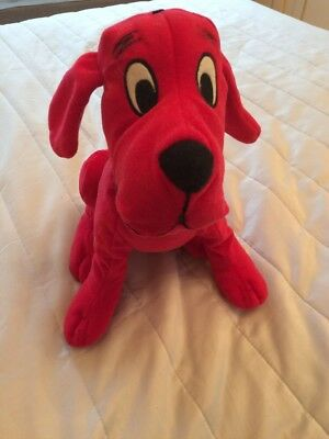Clifford The Big Red Dog Plush/ Soft Toy