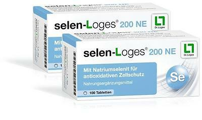selen-Loges® 200 NE Tabletten 200St PZN: 3979728