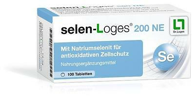 selen-Loges® 200 NE Tabletten 100St PZN: 5703410