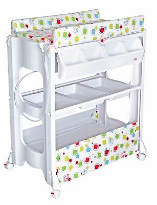 Bebe Style Baby Portable Changer Unit & Bath Infant wash bather newborn support