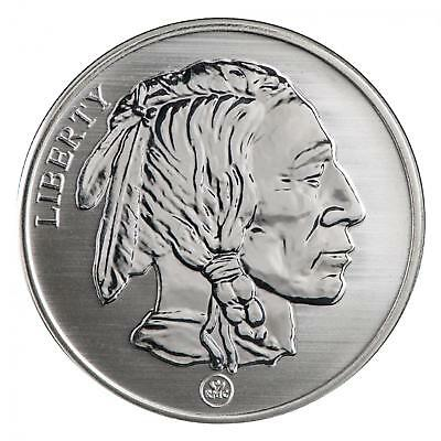 Buffalo - Indian Head Reverse Proof 1 oz .999 Silver Capsuled USA Made Round