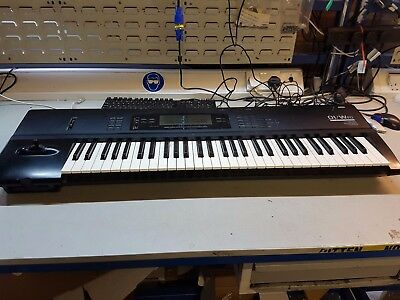 Korg 01/wfd Music Workstation / Synthesizer  - Recording Studio Equipment