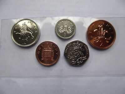 2008 Uncirculated coin set,