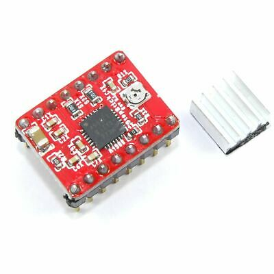 A4988 Stepper Motor Driver Single Axis 3D Printer RAMPS Arduino Pi Flux Workshop