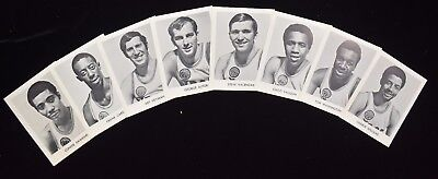 1960s Basketball Picture Pack Set w Connie Hawkins (8)