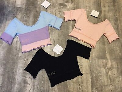 Wear Moi Ballet / Dance Crop Sweater - NEW - multiple sizes/colors girls