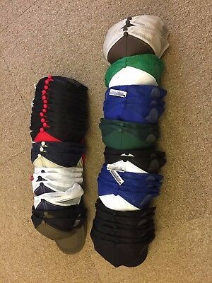 Beechfield & Result Mesh Baseball Caps - Various Colours -  44 Total  / Job Lot