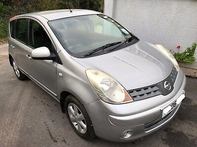 Nissan Note 1.5dCi ( 86ps ) SE with only 68500 miles, 60mpg, Towbar, New MOT