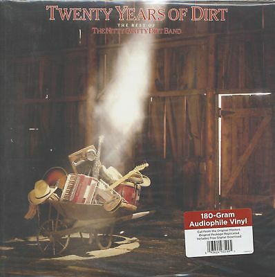 The Nitty Gritty Dirt Band - Twenty Years Of Dirt - The Best Of The Nitty Gri...