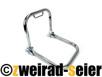 Luggage Rack - Chrome Plated - enduroversions Simson S50,S51,S70
