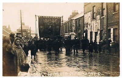 FUNERAL , WINGATE PIT DISASTER , Co.DURHAM
