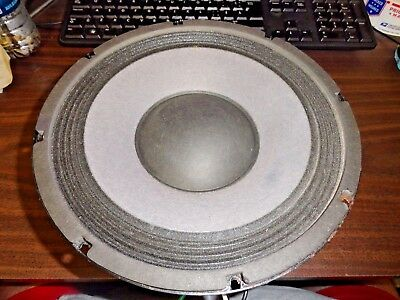 Eminence 10 inch 8 Ohm  Midrange PA Replacement Speaker