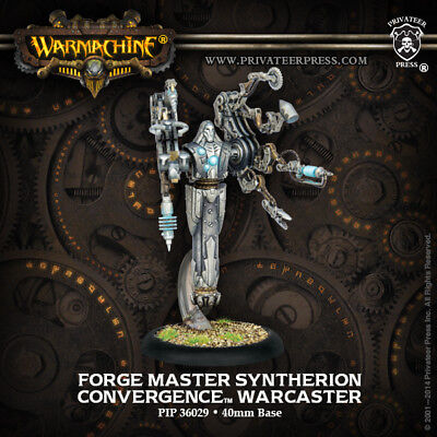 Warmachine - Convergence Forge Master Syntherion - PIP36029