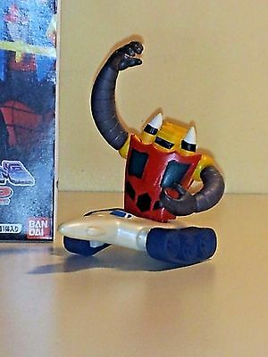 """Super Robot Best Posing Collection """"getter 3"""" Trading Figure Gashapon Bandai"""