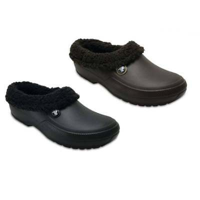 Crocs Classic Blitzen III Lined Unisex Shoes / Clogs All Sizes in Various Colour