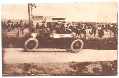 1924 French Grand Prix  Ascari and Campari. Original Alfa Romeo issued postcards
