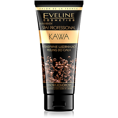 Eveline Spa Professional COFFEE INTENSIVE FIRMING PEELING BODY 200ml
