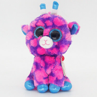 "Ty Beanie Boos 6"" Sky High Stuffed Plush Toys Soft Animals Toys Girls&Boys Dolls"