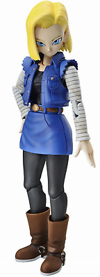 "New Bandai Hobby Figure-Rise Standard Android #18 ""DRAGON Ball"" Model Kit"