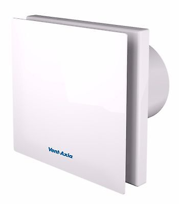 Vent Axia Silent Fan VASF100T with Timer 446659