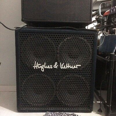 Hughes and Kettner BR-410H Bass Cabinet