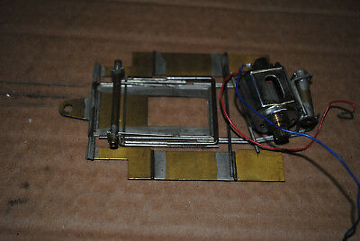 Brass Chassis   1/24Th Nos 36D Motor
