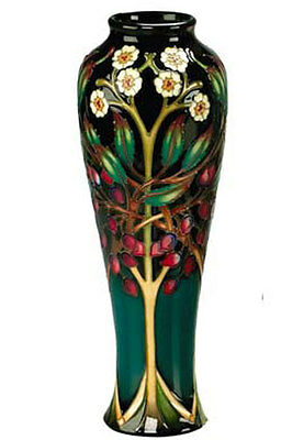 Blackwell 121/10 From the 2010 Moorcroft Collection