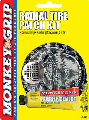 BELL AUTOMOTIVE PRODUCTS INC Radial Tire Patch Kit