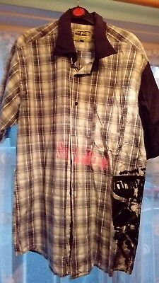 Sex Pistols Dragonfly Shirt XL