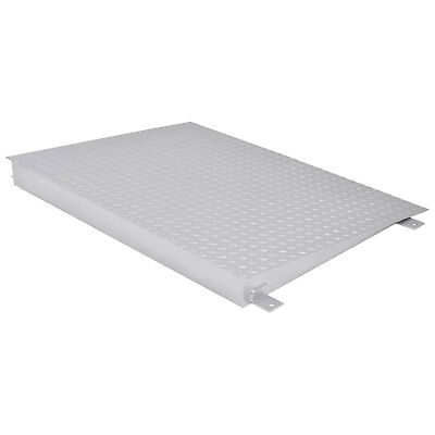 "Ramp for Pallet Scale, Steel, 48"" x 36"" x 4"""
