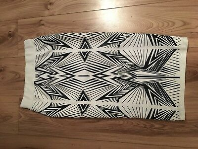 Pencil Skirt Bodycon Size 10
