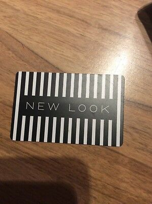 New Look Credit Note £107