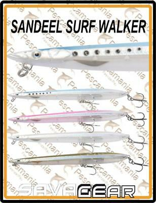 "Savage Gear ""SANDEEL SURFING WALKER"" 15,5cm 23gr. sinking"