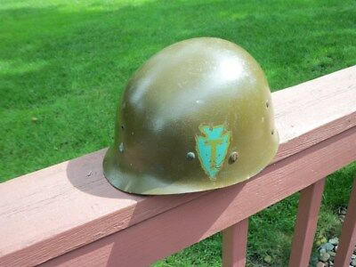 Ww 2 Us Army M 1 Combat Liner 36Th Infantry 141St Regiment Remember The Alamo