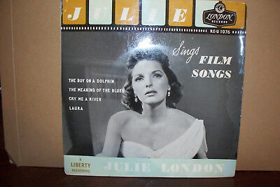 Julie London,  Sings Film Songs,  London Records 1957  Ex/ex+