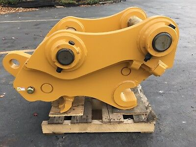 New Hydraulic Quick Coupler for Caterpillar  330 / 336 DB-Linkage