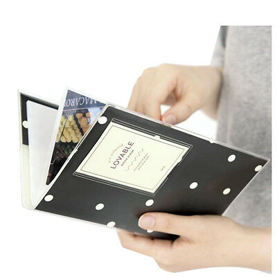 84 Pockets Photo Album For FujiFilm Instax Mini Polaroid Fuji Film Camera V4N5