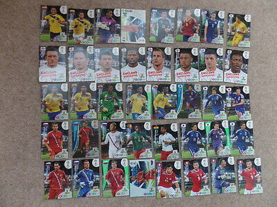 Fifa World Cup Brasil Football  Collection 150 Cards.2014. Very Good Kids Gift.