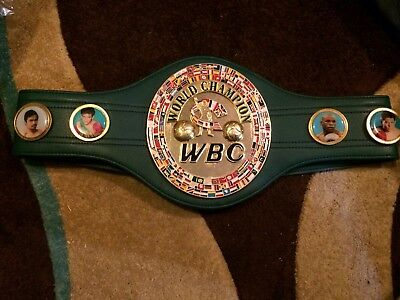 WBC Replica World Title Belt. Boxing Memorabilia