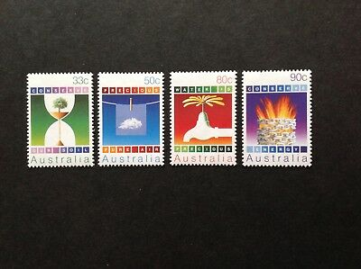 Australia 1985 Conservation Full Set Mnh