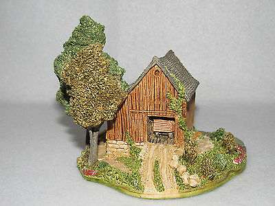 """countryside Barn"" 1989 Lilliput Lane Ray Day American Landmarks Cottage - Mib"