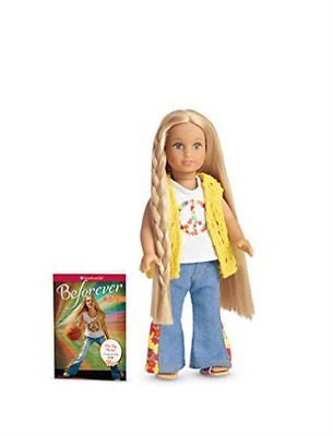 American Girl (Cor)-Julie Mini Doll 2014  (US IMPORT)  ACC NEW