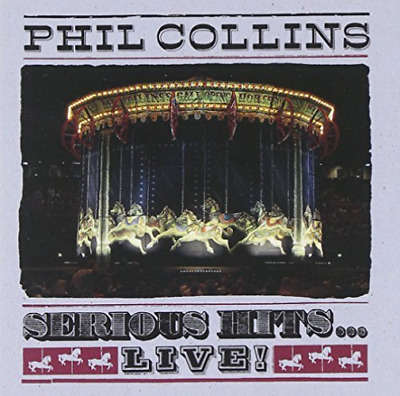 Collins,Phil-Serious Hits Live  (Us Import)  Cd New
