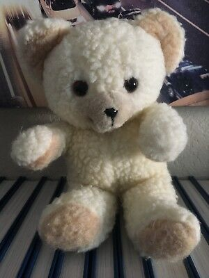 "Vintage 1997 SNUGGLE BEAR 10"" Plush Advertising Doll Toy Fabric Softener Russ"