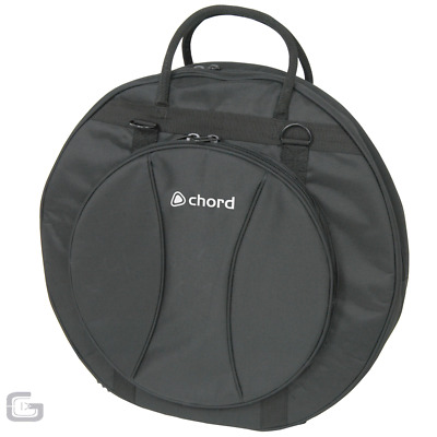 Chord Professional Cymbal Gig Bag Carry Case