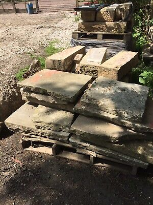 Reclaimed Stone Flags