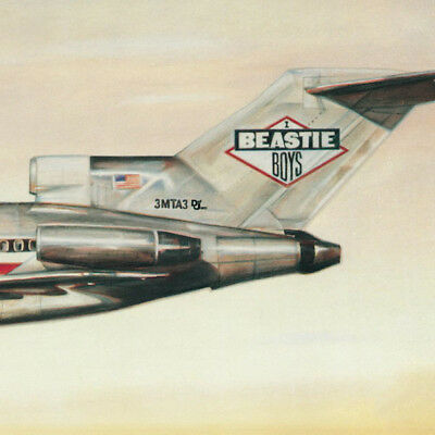 The Beastie Boys Licensed To Ill vinyl album good nick