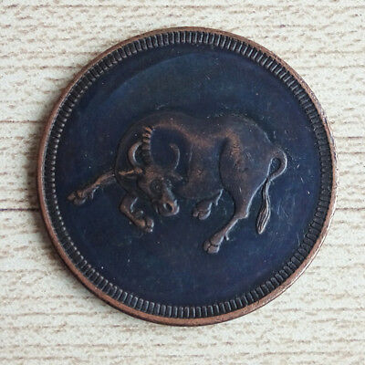 China Coins Old Chinese ancient copper coin collecting hobby Diameter:35MM