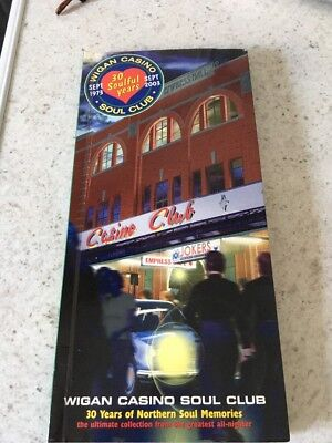 Wigan Casino Cd With Pop Up Casino