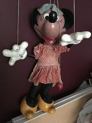 MINNIE MOUSE SHOP DISPLAY SIZE Pelham puppet